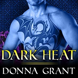 Dark Heat audiobook cover art