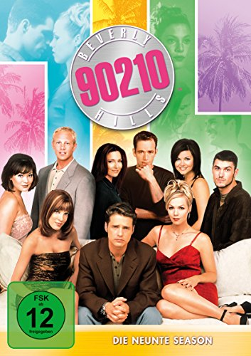 Beverly Hills, 90210 - Die neunte Season [6 DVDs]