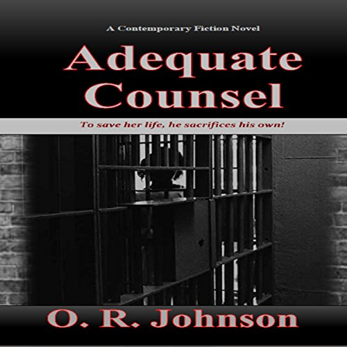 Adequate Counsel audiobook cover art