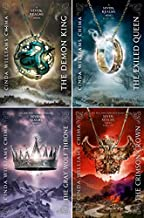 Seven Realms Series 4-Book Set
