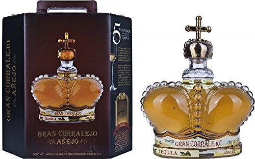 Correlejo Grand Anejo Tequila (1 x 1 l) Titelbild