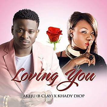Loving You (feat. Khady Diop) - Single