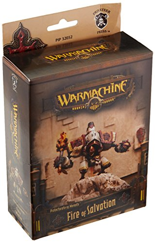 PIP32052 MENOTH: FIRE OF SALVATION