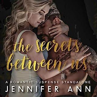 The Secrets Between Us audiobook cover art