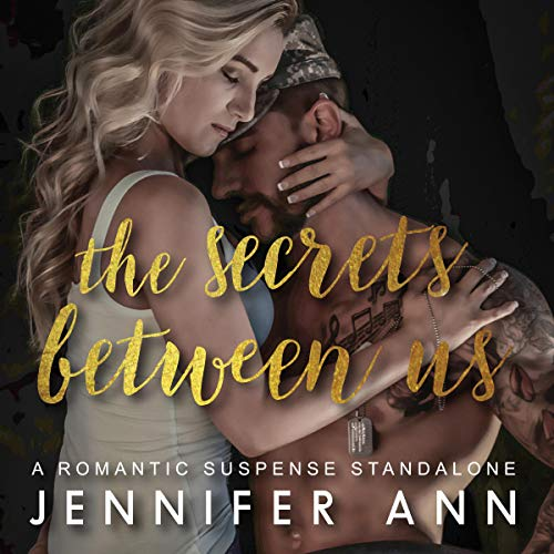 The Secrets Between Us audiobook cover art