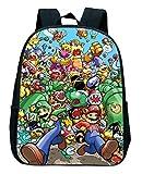 XINFAN Super Mario Rucksack 12inch Super Mario Smash Bros