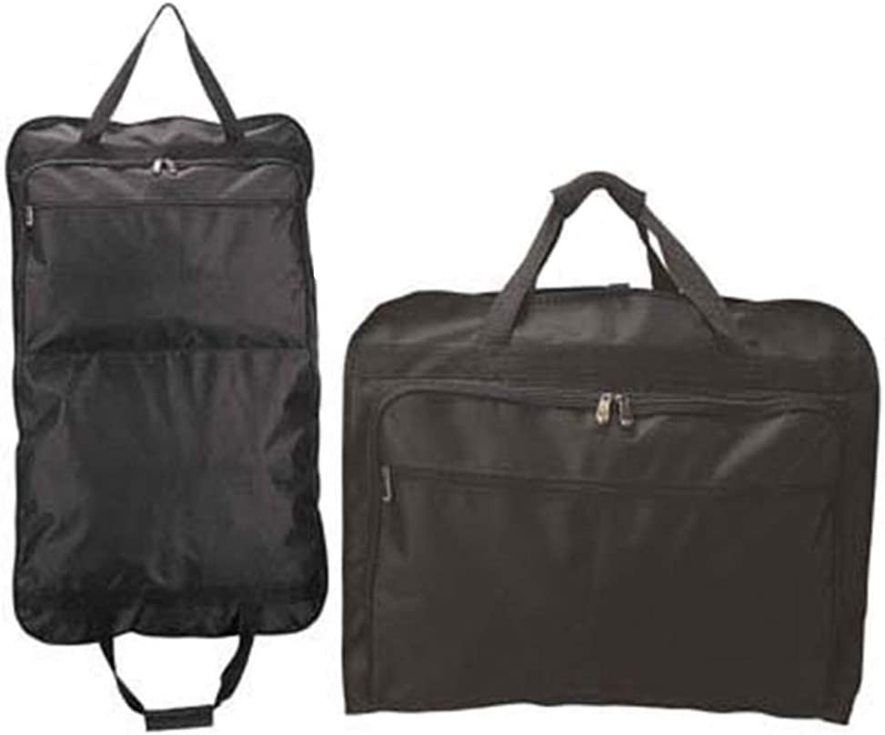 Basic Travel Carry-On At the price Sale Garment Black Bag