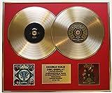 BLACK EYED PEAS//Zweifache Goldene Schallplatte