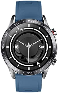 Elex smart watch for android and iPhone compatible, IP67 waterproof fitness tracker 1.3-inch display