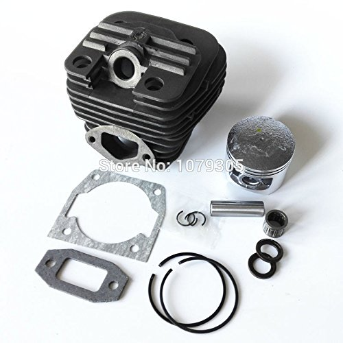 52cc Chainsaw Dual Channel Zylinder und Kolben Replica Full Set Dia 45mm 5200Kettensäge Zylinder Kit