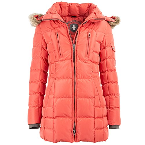 Wellensteyn Damen Steppjacke Hollywood Winterjacke - L