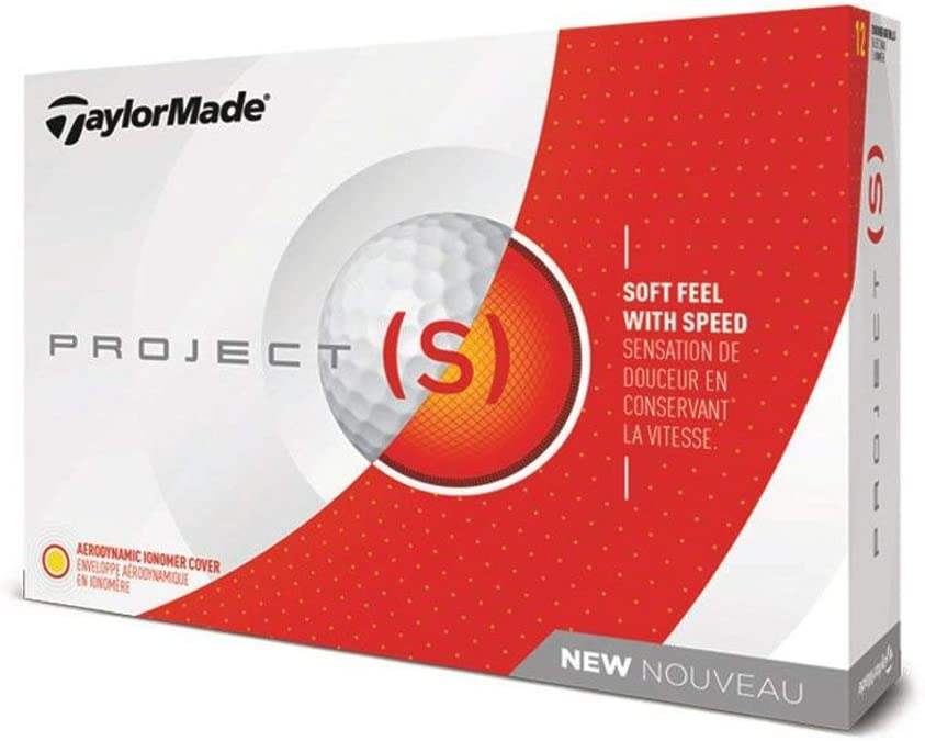 TaylorMade Project (S) Golf Balls