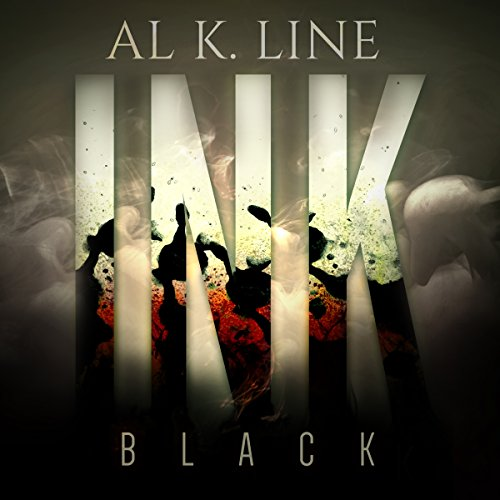 INK: Black - A Dystopian Thriller audiobook cover art