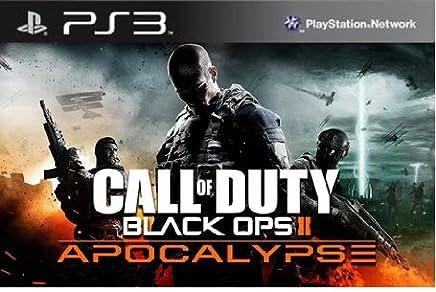 Amazon.com: Call of Duty Black Ops II: Apocalypse DLC - PS3 ... on call of duty modern warfare cheat codes for ps3, call of duty zombies cheats, black ops zombies map codes,