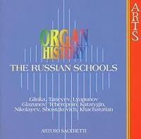 Organ History Russian Schools 7 by ARTURO SACCHETTI (1997-07-01)