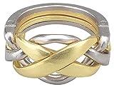 Bartl Huzzle Cast Ring - Hochwertiges Metall-Puzzle -