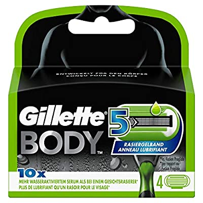 Gillette Body5 Rasierklingen Ersatzklingen