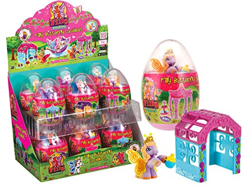 Filly Butterfly Spielset im Ei - 12 Sets im Display