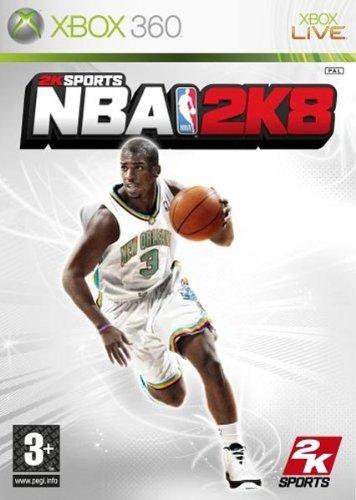 NBA 2k8 [Import spagnolo]