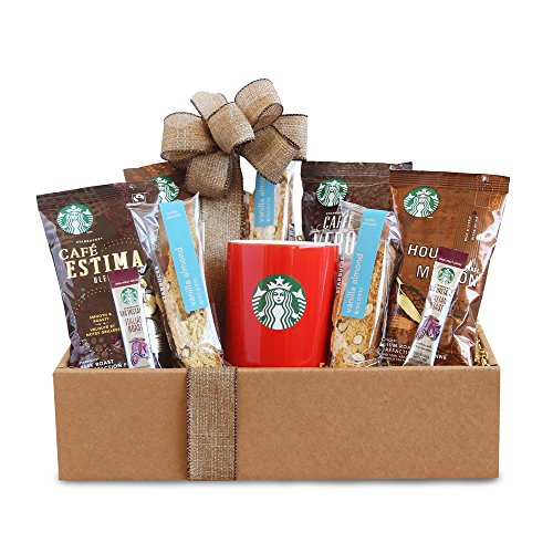 starbucks gift basket - 4