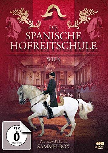 Die Spanische Hofreitschule Wien - Die komplette Sammelbox [3 DVDs]