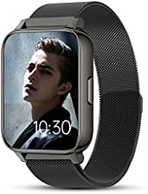 Smart Watch for Android Phones and iOS, Fitness Tracker with All-Day Heart Rate Monitor, Sleep Tracker, Message Call Reminder, Stopwatch, Waterproof 1.69