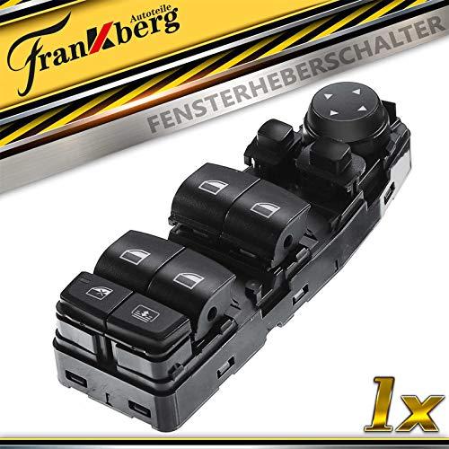 Fensterheber Schalter Schalteinheit Vorne Links für F01 F02 F03 F04 F06 F10 F11 2008-2019 61319241956