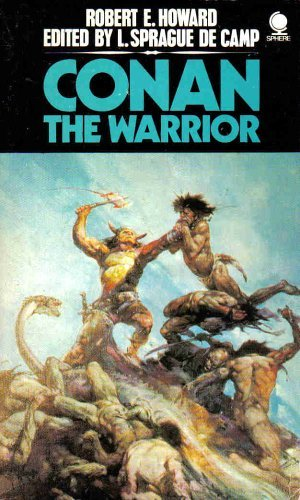 Conan the Warrior ((Conan, Volume 7)) 0722147236 Book Cover