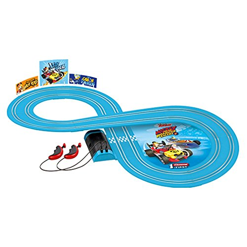 Carrera First Mickey und die Roadster Racers - 3