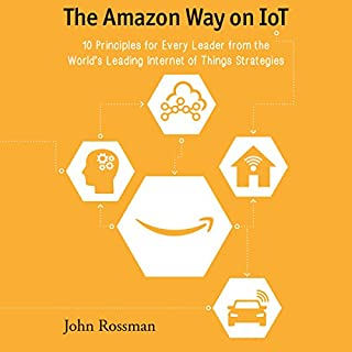 The Amazon Way on IoT audiobook cover art