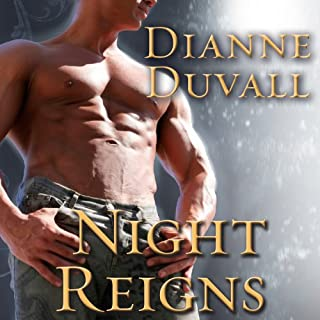 Night Reigns     Immortal Guardians Series #2              By:                                                                                                                                 Dianne Duvall                               Narrated by:                                                                                                                                 Kirsten Potter                      Length: 12 hrs and 29 mins     3,175 ratings     Overall 4.5