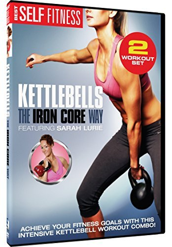 Kettlebells the Iron Core Way - 2 Volume Workout Set by Mill Creek Entertainment