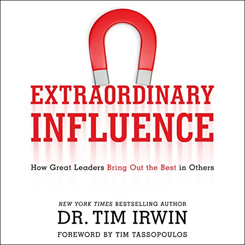 Extraordinary Influence audiobook cover art