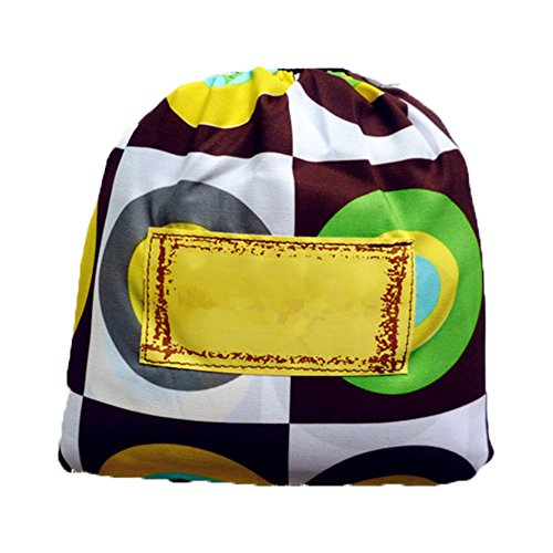Monvecle Washable Chair Harness Infant Baby Portable Travel Highchair Safety Seat Cover Dot