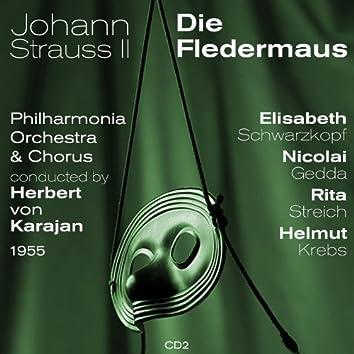 Die Fledermaus (1955), Volume 2