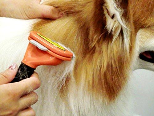 ライトハウス『ファーミネーター中型犬M長毛種用』