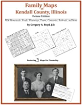 kendall county plat book