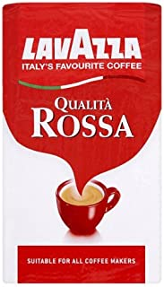 Lavazza Qualit  Rossa Ground Coffee 10x500g