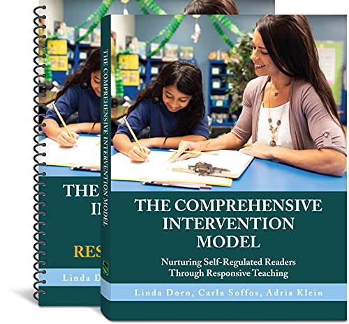 Compare Textbook Prices for The Comprehensive Intervention Model: Nurturing Self-Regulated Readers Through Responsive Teaching  ISBN 9781625314758 by Dorn, Ms. Linda J.,Soffos, Carla