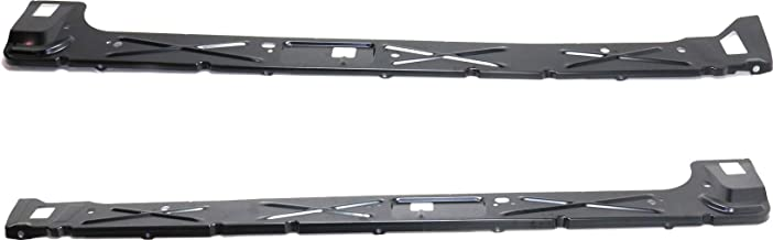 Rocker Panel Set of 2 Compatible with CHEVROLET SILVERADO/Sierra 1999-2016 Right Side and Left Side Inner 3/4-Door Extended Cab