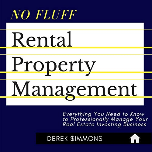 No Fluff Rental Property Management  By  cover art
