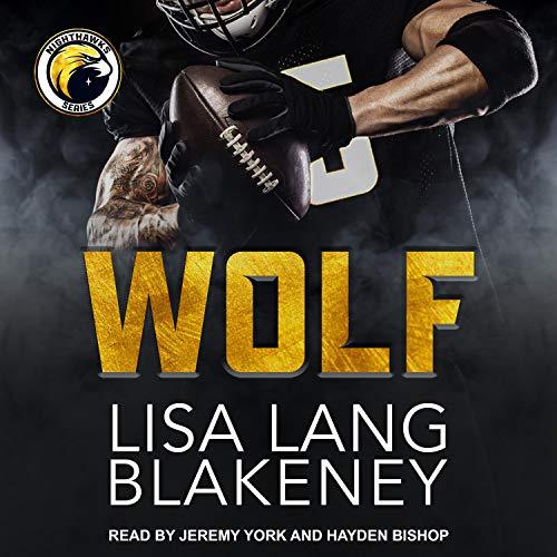 Wolf: A Sports Romance cover art