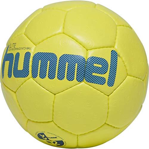 hummel HMLELITE-Handball Sport, Safety Gelb/Türkis, 2