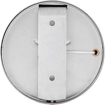 DEWIN Tendedero retráctil - Tendedero de Acero Inoxidable 304 para el hogar Tendedero para Lavar la Ropa(Blanco)