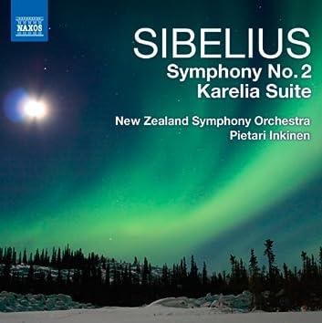 Sibelius: Symphony No. 2 - Karelia Suite