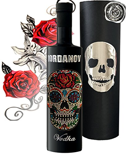 Iordanov Vodka | Edition: Black Flower-Luxus Wodka (1 x 0,7 l)