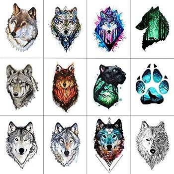 Best tattoo wolf Reviews