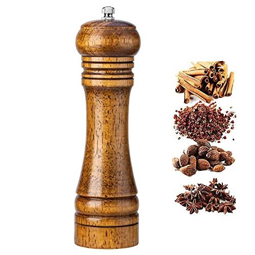 Wood Pepper Grinder