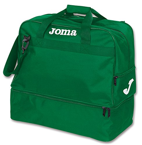 Joma Training Bag Small sporttas met bodemvak groen groen, S
