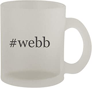 #webb - 10oz Hashtag Frosted Coffee Mug Cup, Frosted